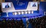 Дмитрий Мазуров выступил на пленарном совещании Тюменского нефтегазового форума 2018